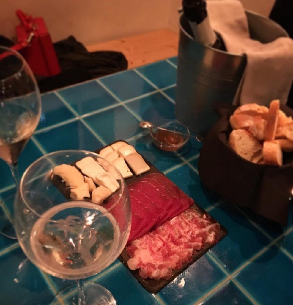 IL secco Milan вино дегустация