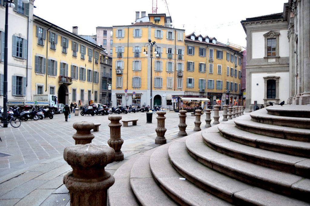 Piazza Sant'Alessandro Milan