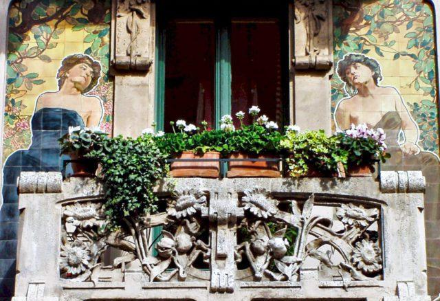 Прогулка по городу Милану