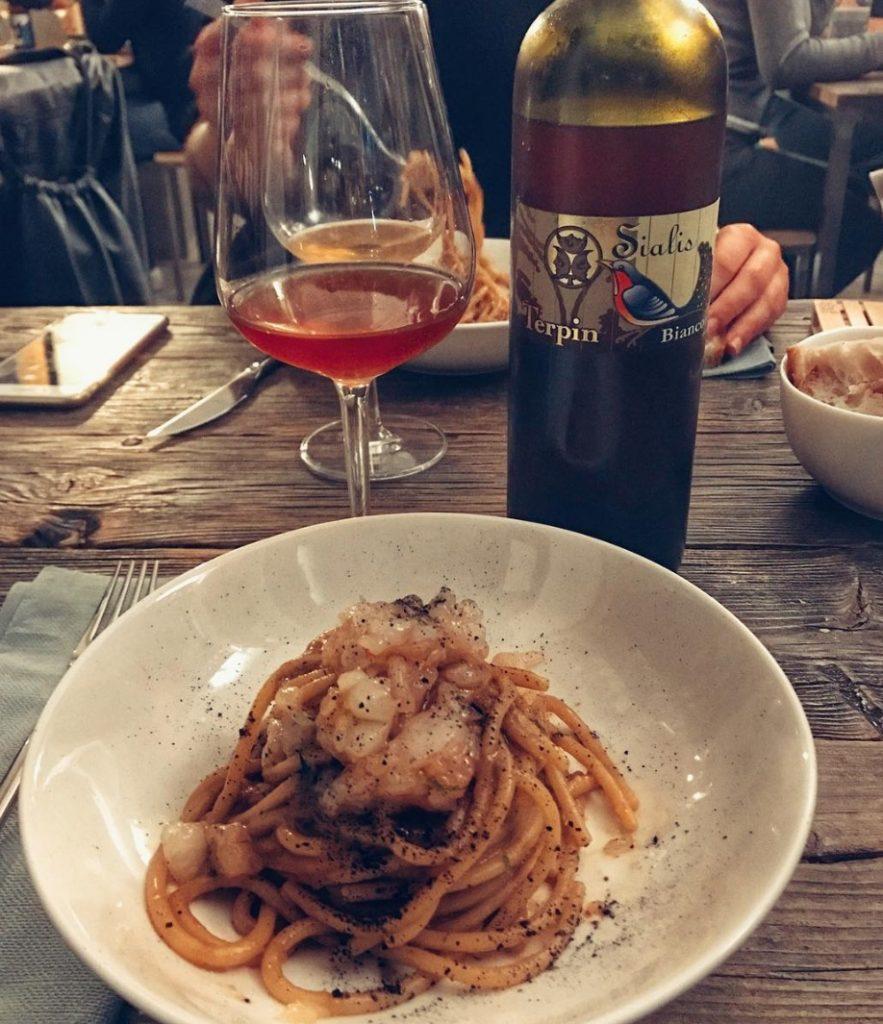 дегустация вина Милан