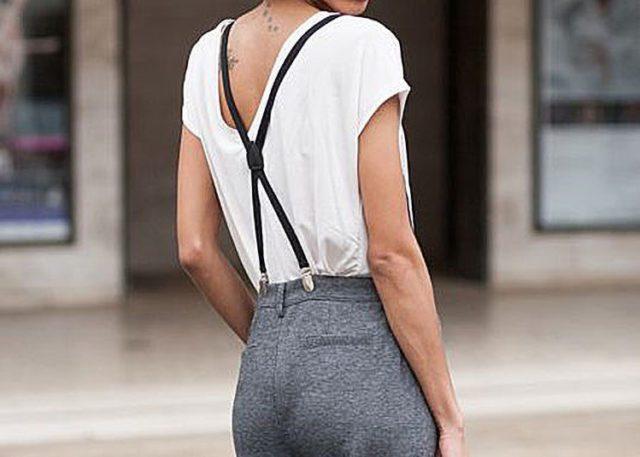bazovij garderob belaya fytbolka moda
