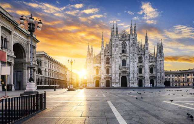 Дуомо в Милане