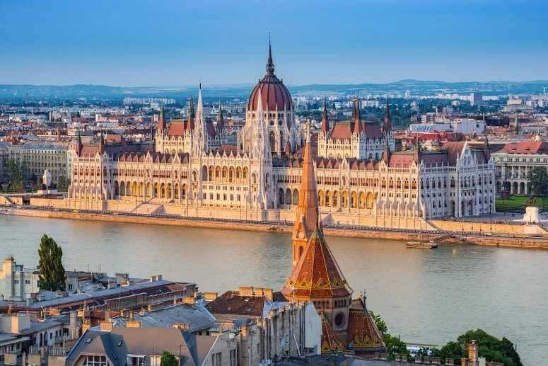 Parlamento di Budapest Budapest