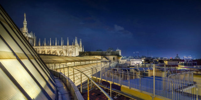 highline Galleria в Милане