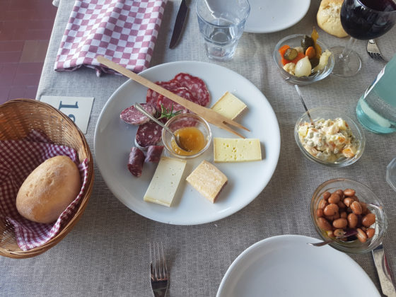 Baita Belvedere menu