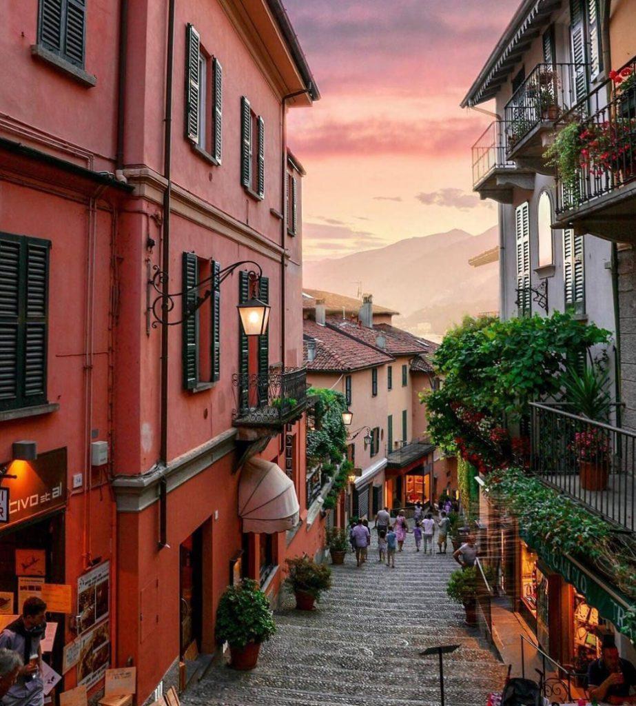 Bellagio Италия