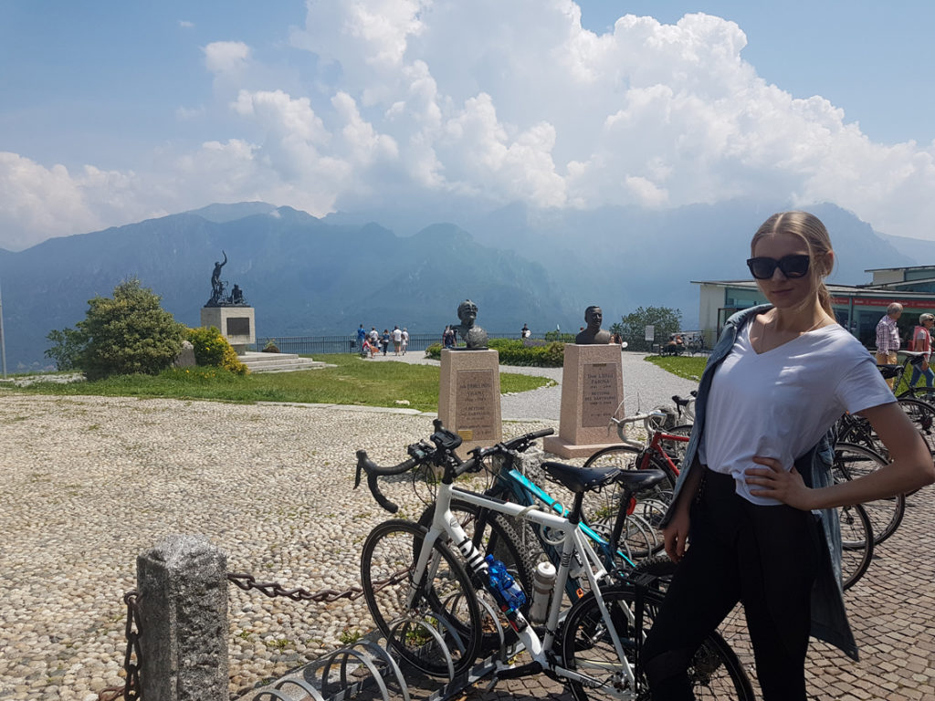 Madonna del Ghisallo Italia
