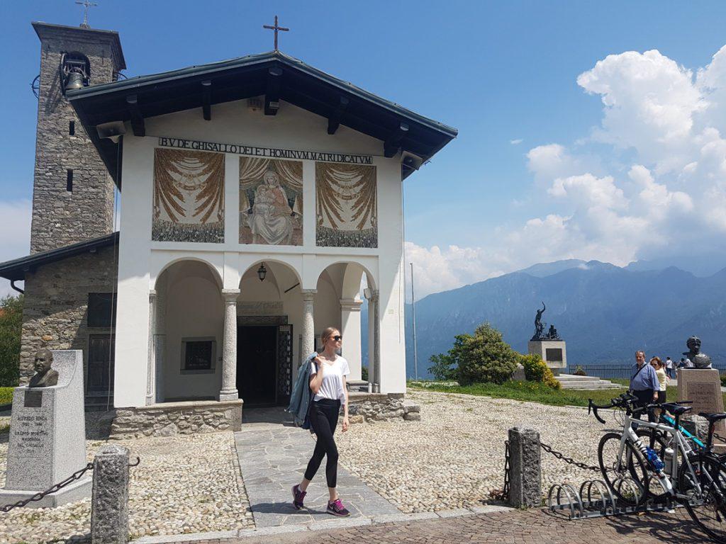 Madonna del Ghisallo Italia-Como