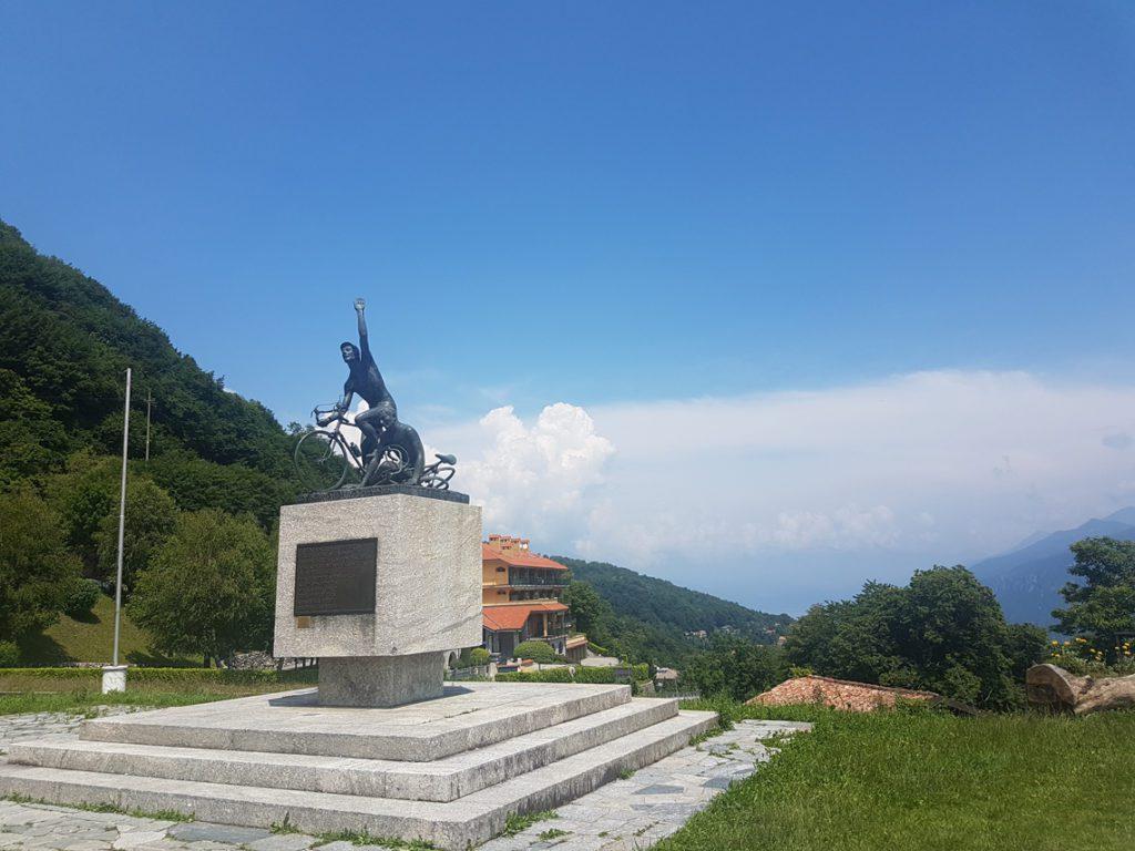 Madonna del Ghisallo museo ciclismo