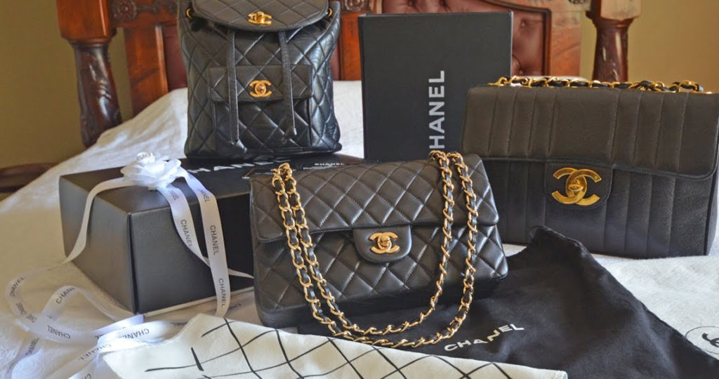 Chanel bag Milan