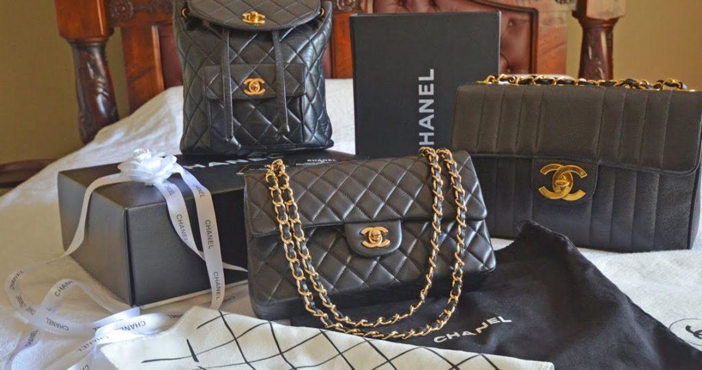 Chanel bag Milan