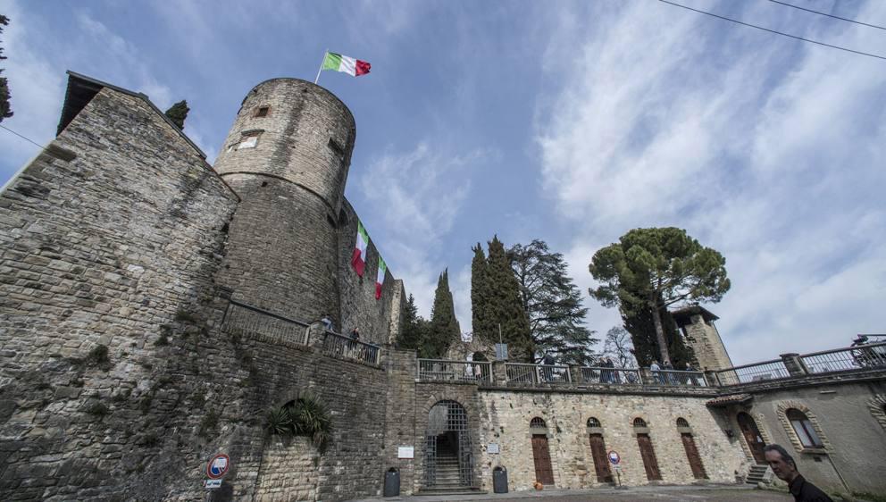 La Rocca Bergamo