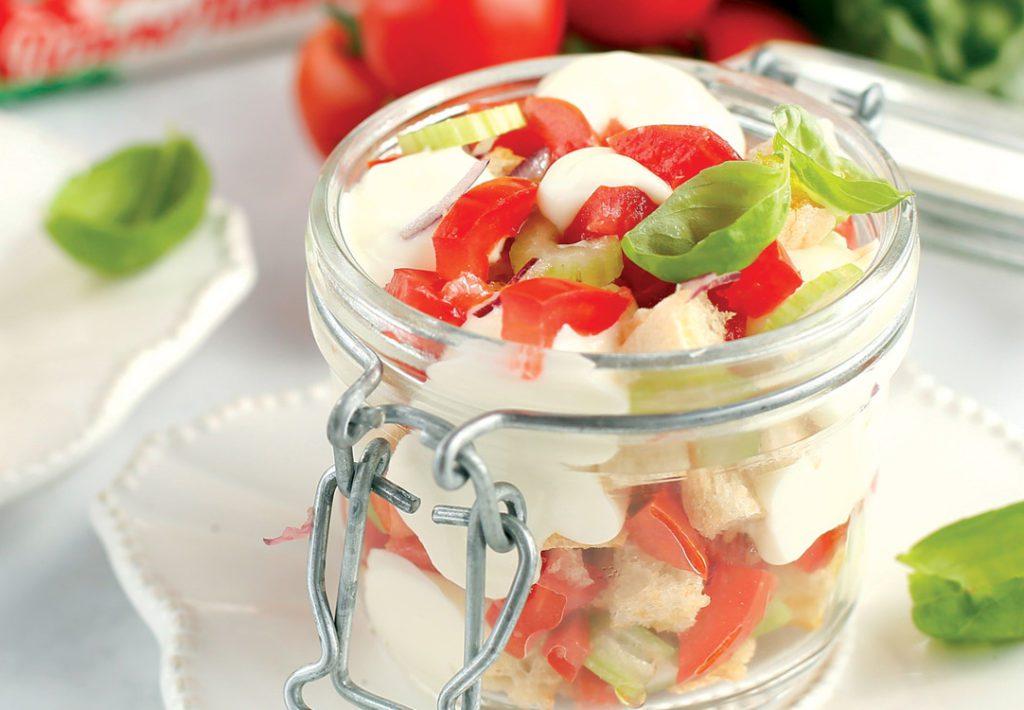 капрезе салат