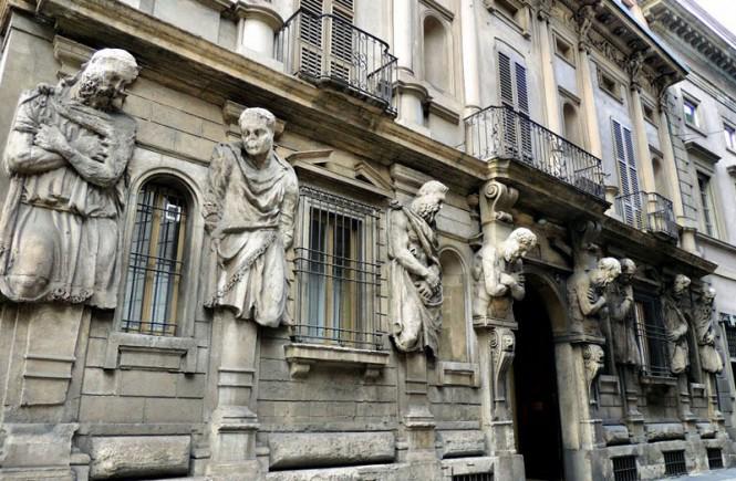 Casa Omenoni Милан