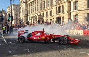 Formula-1 Festival Milan