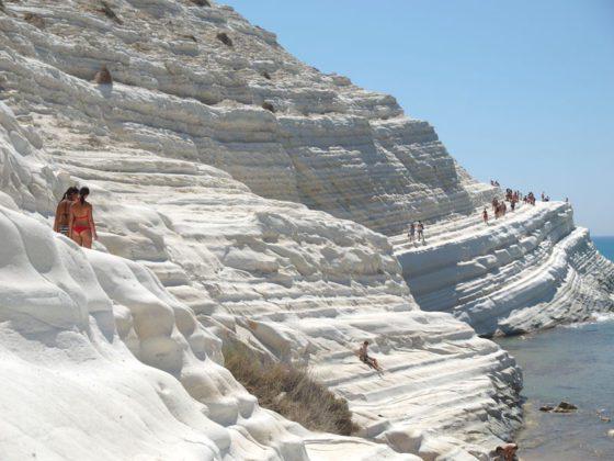 scala dei turchi Сицилия