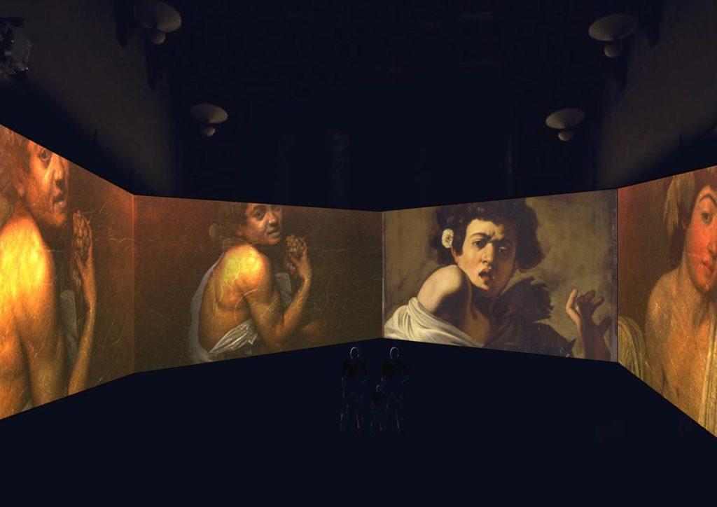 Выставка Караваджо в Милане