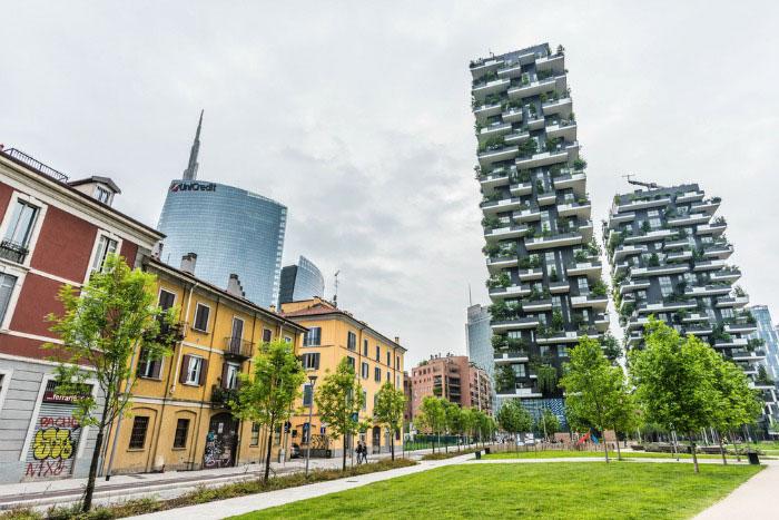 Квартал Изола Милан