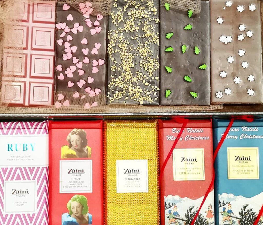 Zaini шоколад