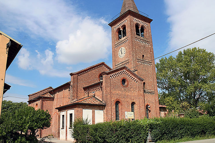 Chiesa San Lorenzo Monlue