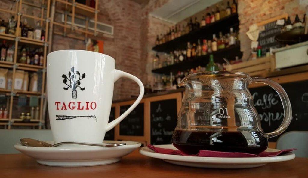 Taglio coffee