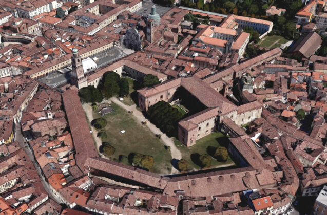 Castello Ducale Vigevano