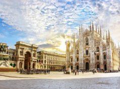 Весна в Милане