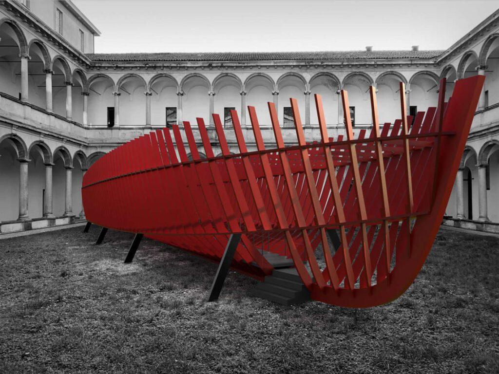 From Shipyard to Courtyard MIlano