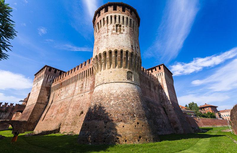 Башня Castello di Soncino