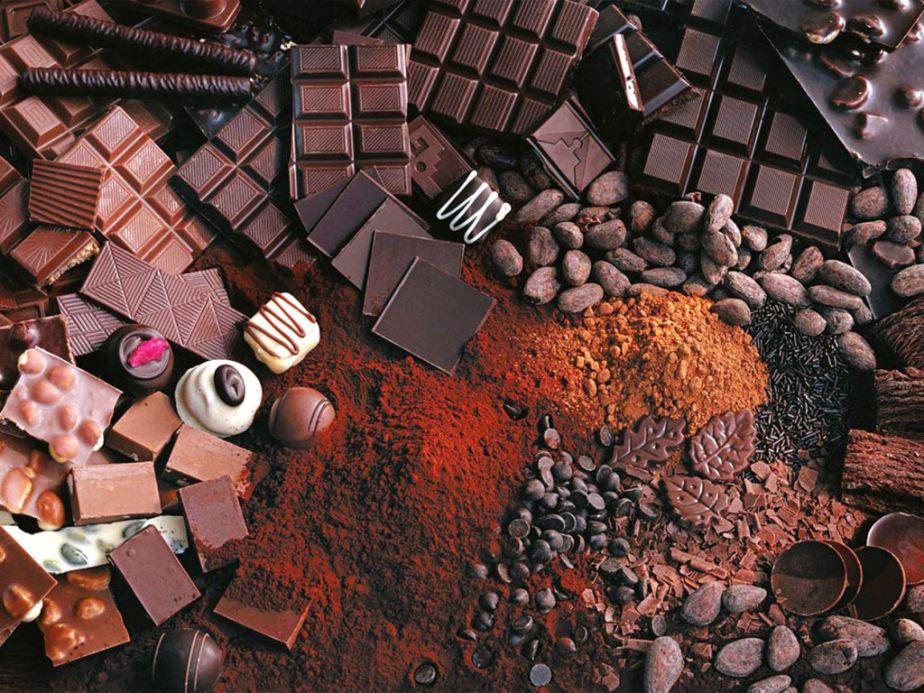 Праздник шоколада Милан