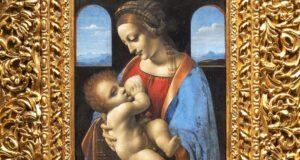 Madonna Litta в Милане