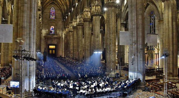 Рождественский концерт Дуомо