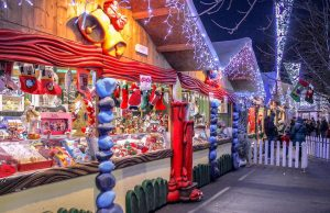 Рождественскиее ярмарки Милан