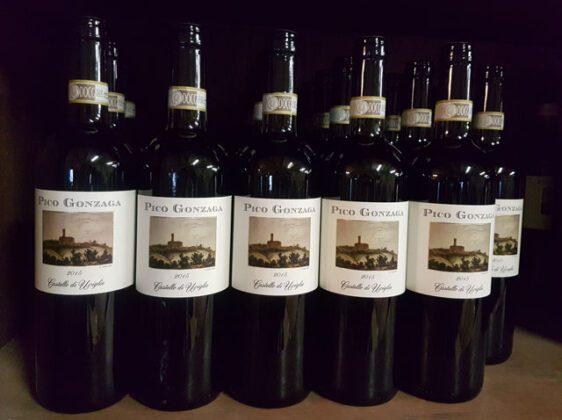 Castello di Uviglie Вино