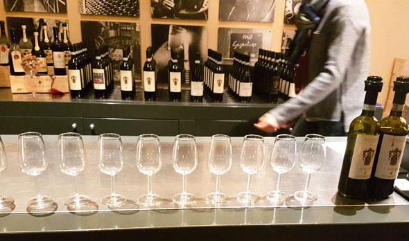 Дегустация вина Castello di Gabiano