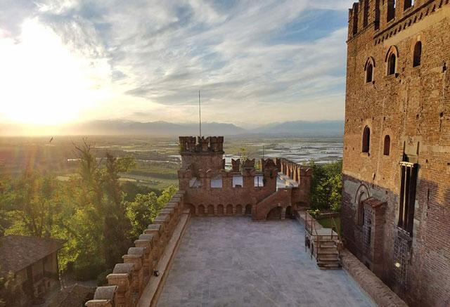 Замок Gabiano