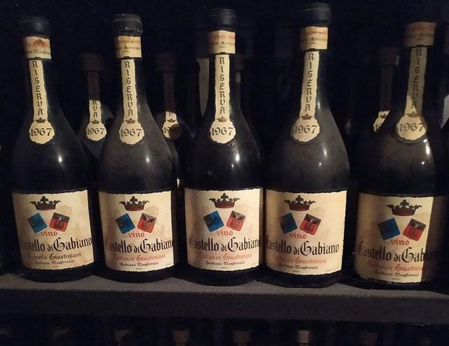 Вино Castello di Gabiano
