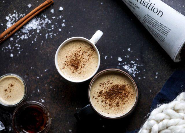 Кофе по утрам