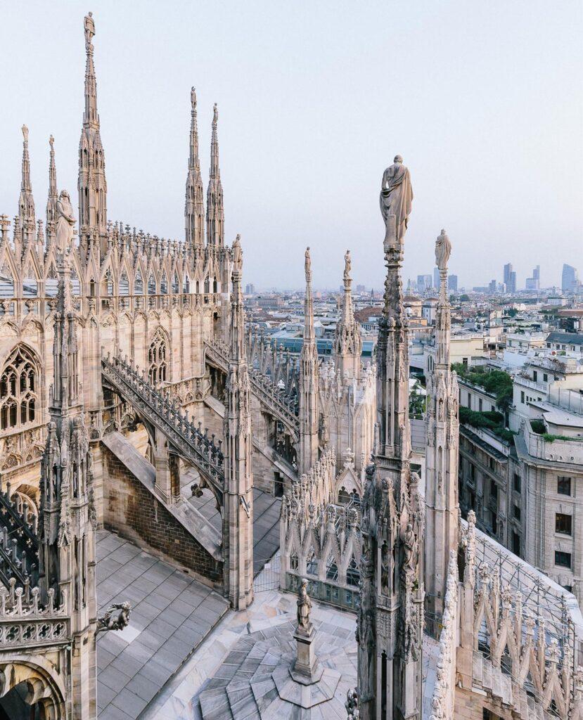 Duomo терраса