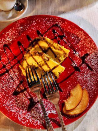 Da Matteo ресторан Марке дессерт