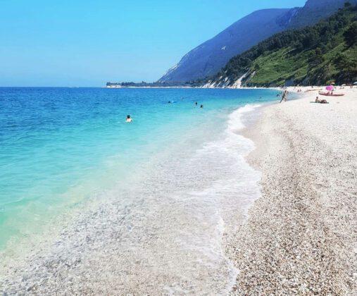 Mezzavalle Beach